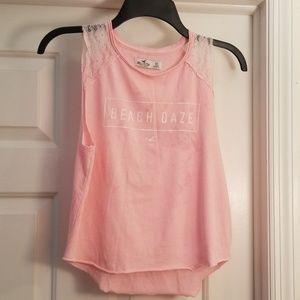 Hollister Beach Daze XS Shirt